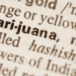 Dictionary, Marijuana in the dictionary