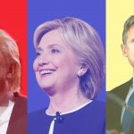 who will you choose: Hillary Clinton, Gary Johnson, Donald Trump