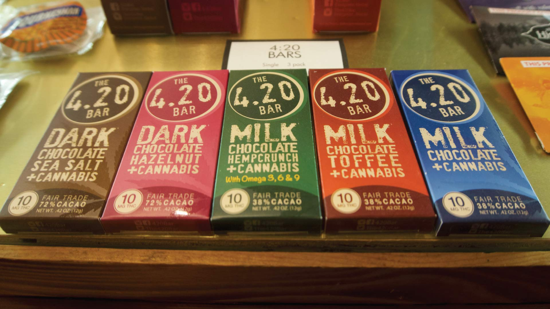 These are the best strains for edibles
