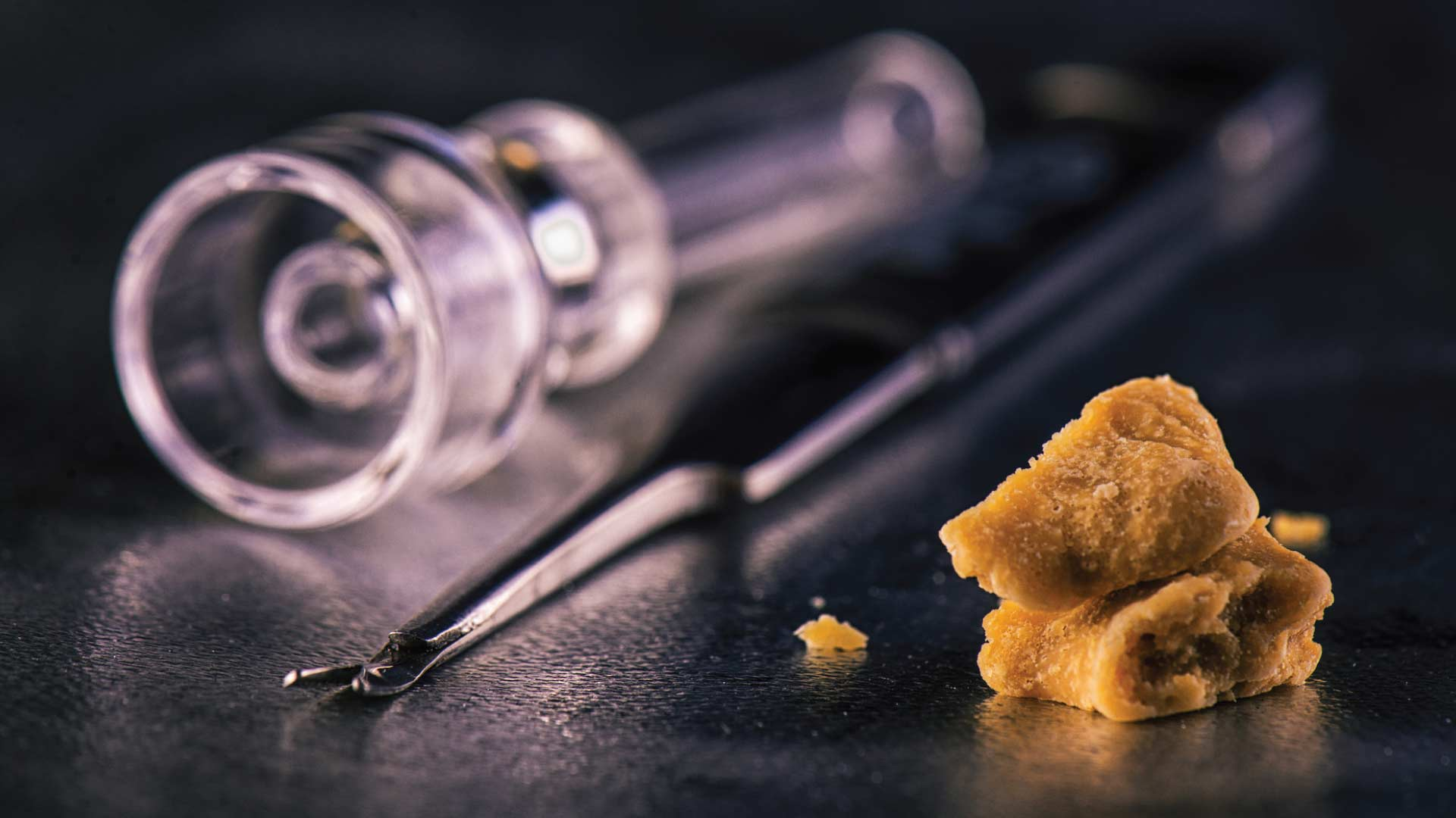 Dabs aren't for first time smokers