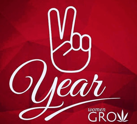 Women Grow 2 Year Anniversary