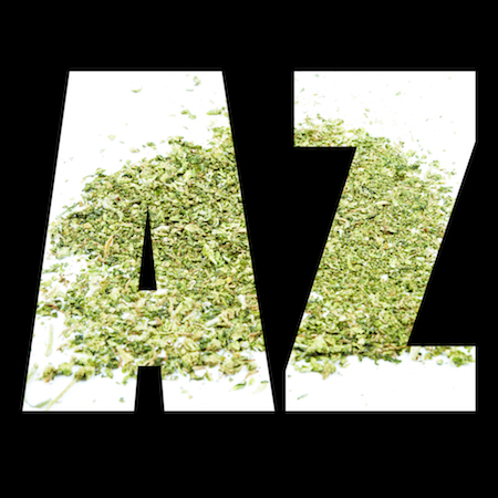 AZ with cannabis