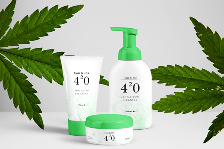 Cannabis Lotion, Cannabis Topical
