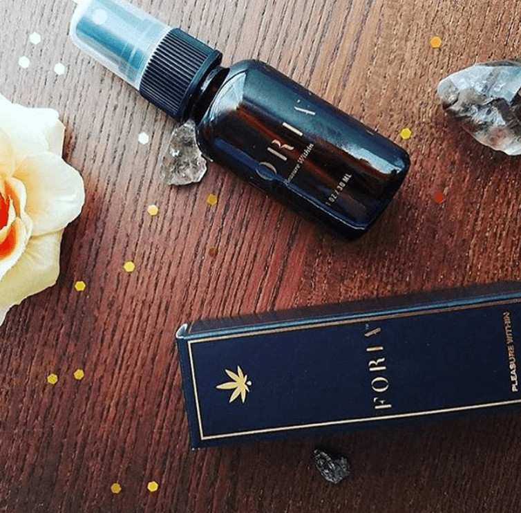 cannabis products just for women