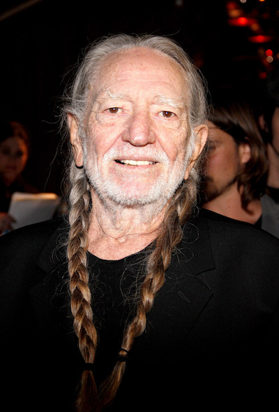 The strain is named after Willie Nelson