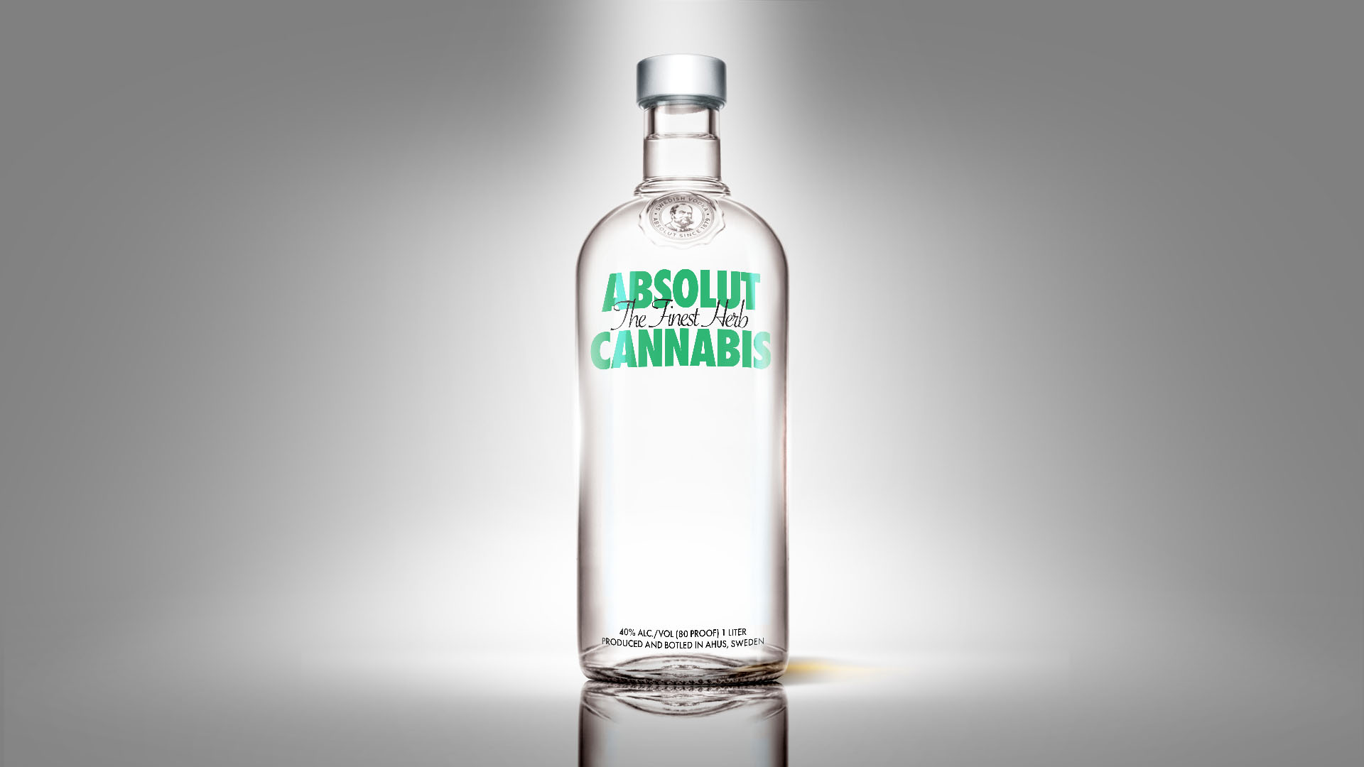 Alcohol and cannabis