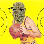 NBA doesn't like cannabis