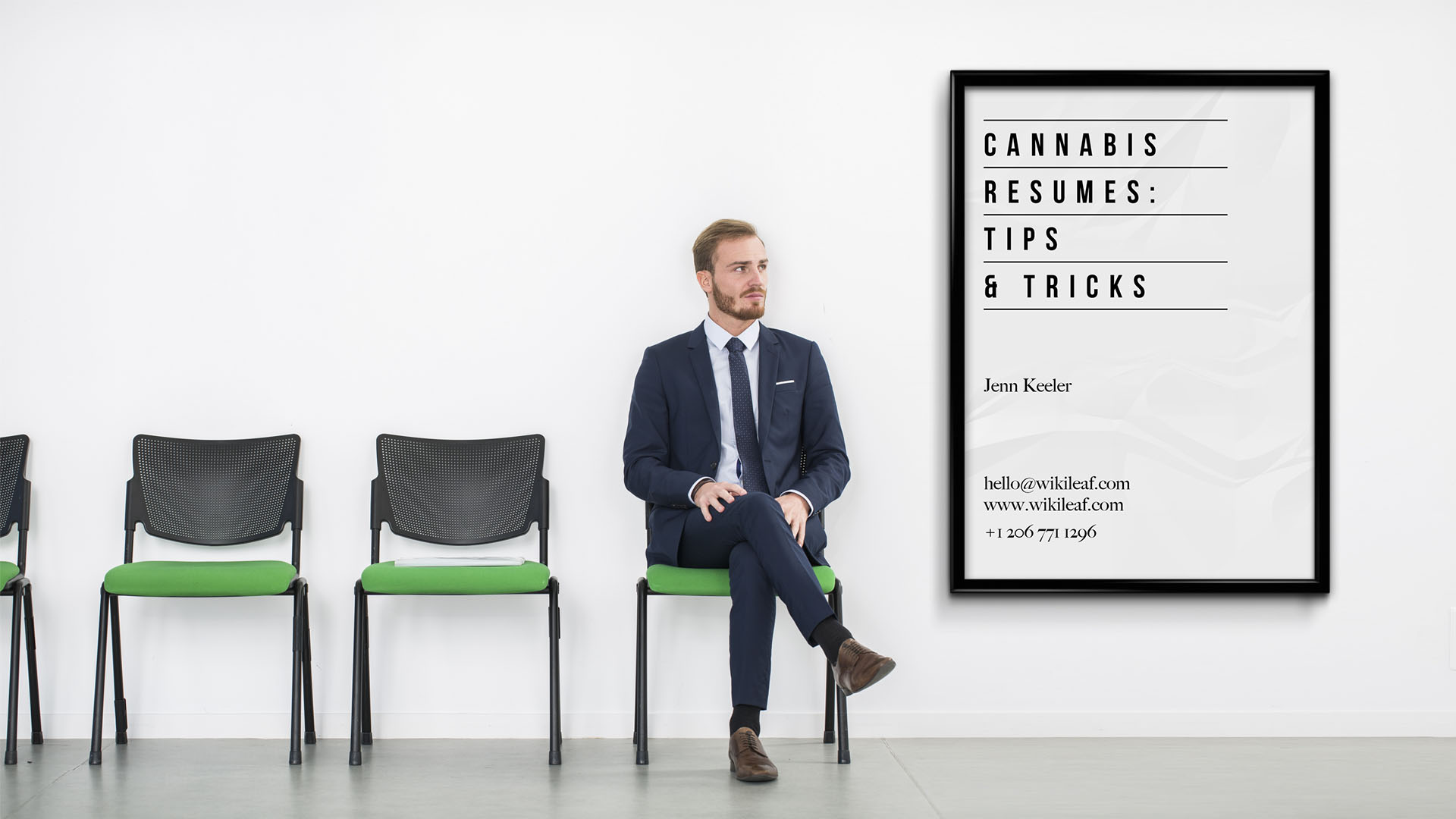Here's what to put on your cannabis resume