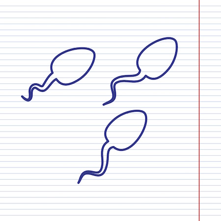 cannabis and infertility, cannabis affect sperm size