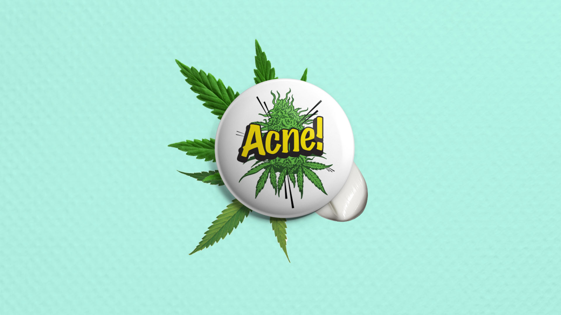 Cannabis and the Skin: The Best Strains for Acne Treatment