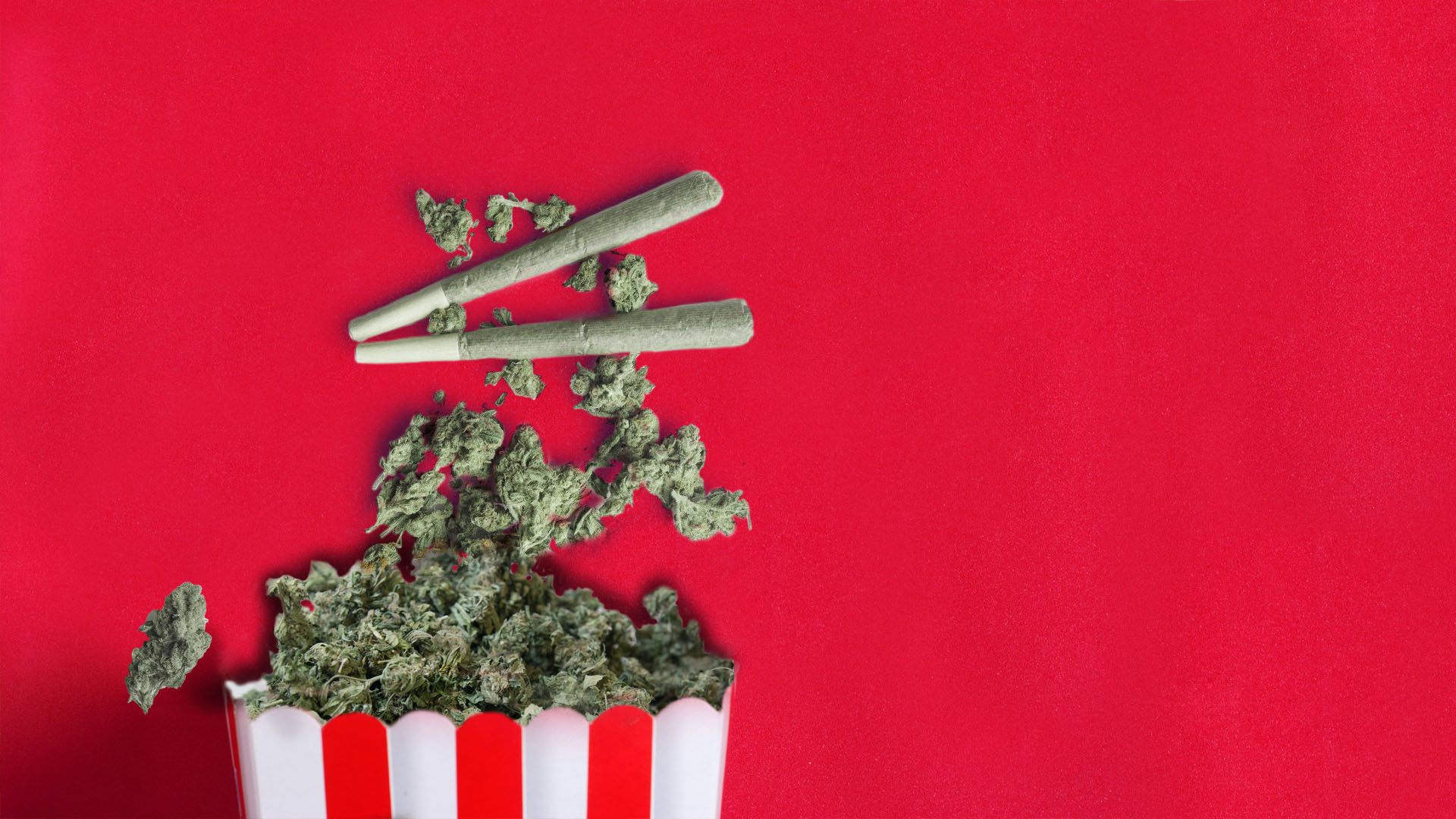 Smoke a j and enjoy the movie