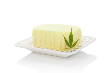 CANNABIS BUTTER, CANNABIS EXTRACTION