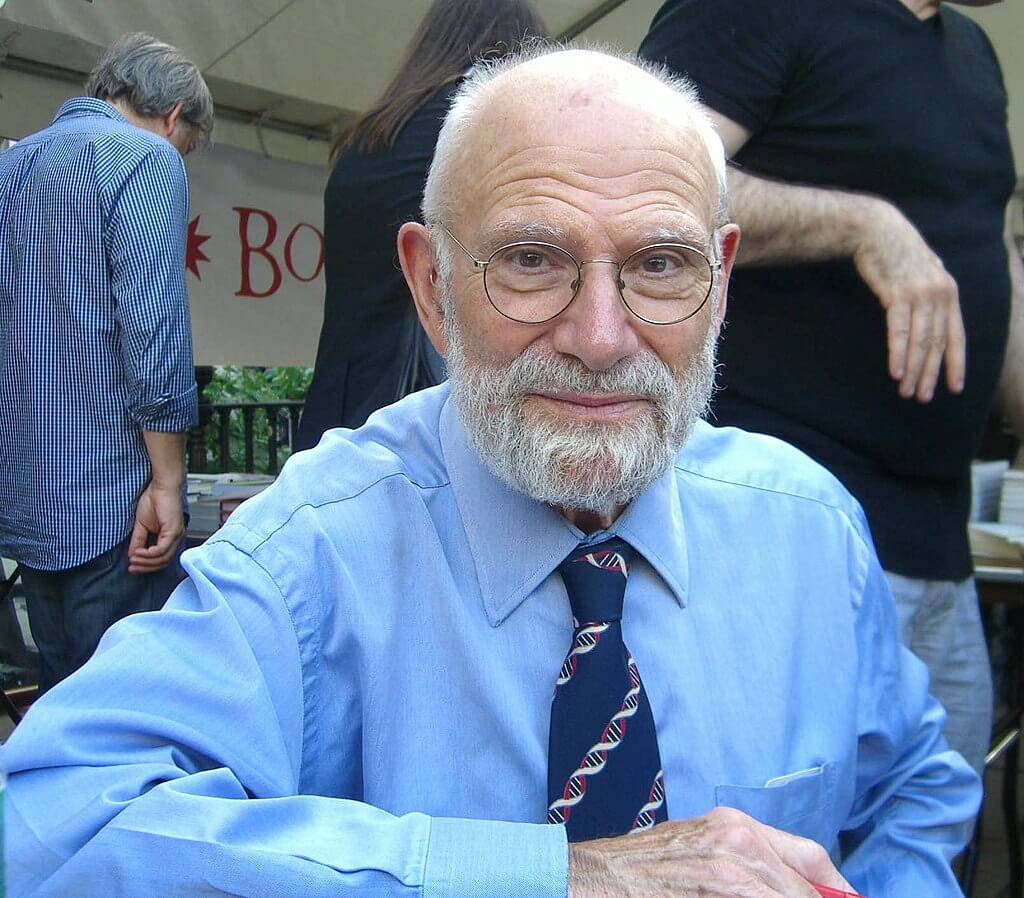 Oliver Sacks Photo