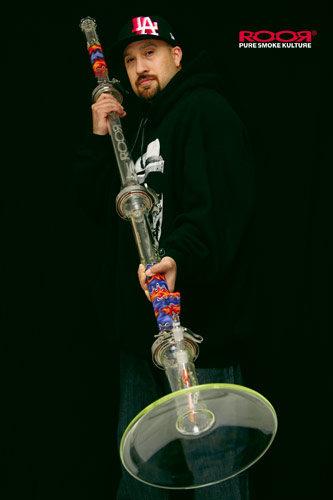This bong is really life sized
