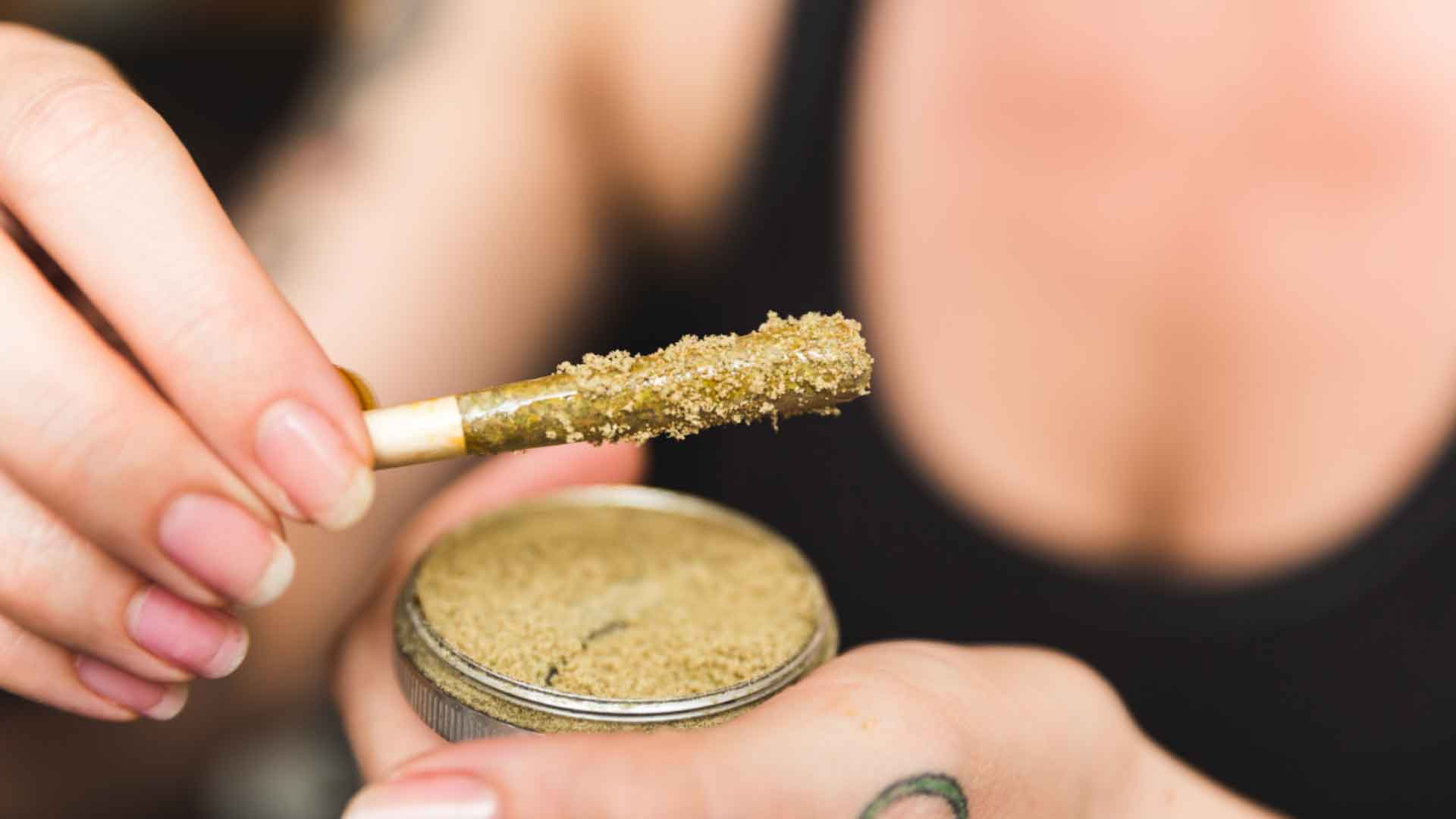 What to do with your kief