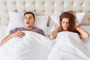 There are a lot of causes for snoring