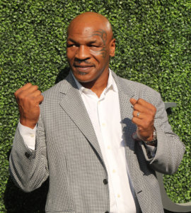 Mike Tyson Opens Cannabis Farm