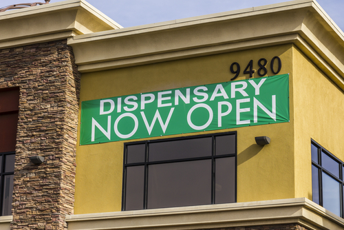 Dispensaries are the consumer facing part of the cannabis industry