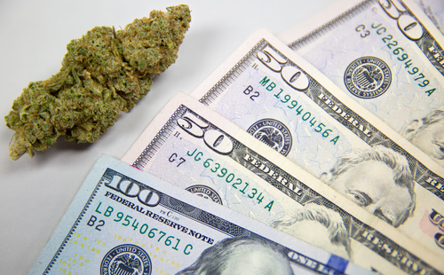 Recreational cannabis bringing in revenue for California