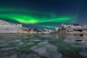Northern Lights' history is shrouded in a little bit of mystery