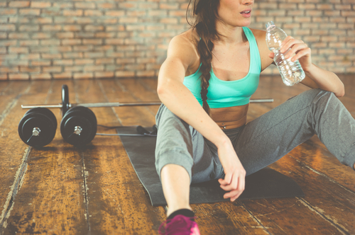 Incorporate marijuana into your workout