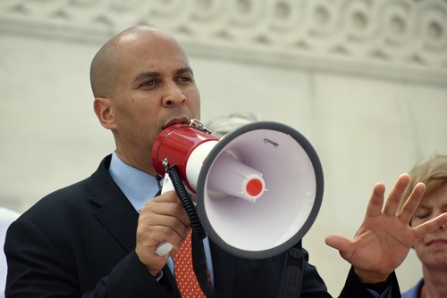 Cory Booker proposed legislation to legalize cannabis