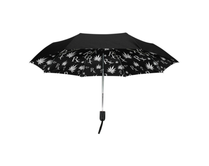 Check out this weed themed umbrella