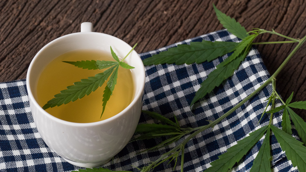 Cannabis Tea is a good alternative to eating edibles