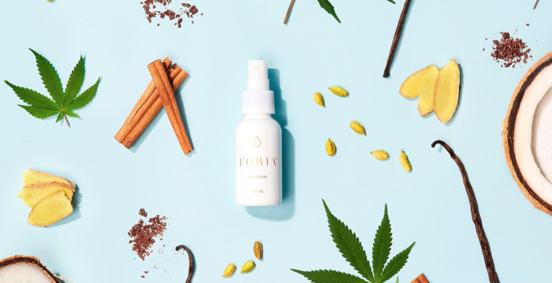 Foria is our number one pick for cannabis lube