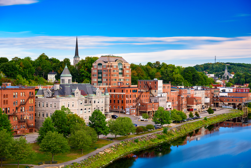 Picture of Augusta, Maine