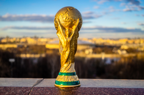 Russia allowed medical cannabis into the country for the World Cup
