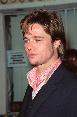Brad Pitt from the movie Fight Club