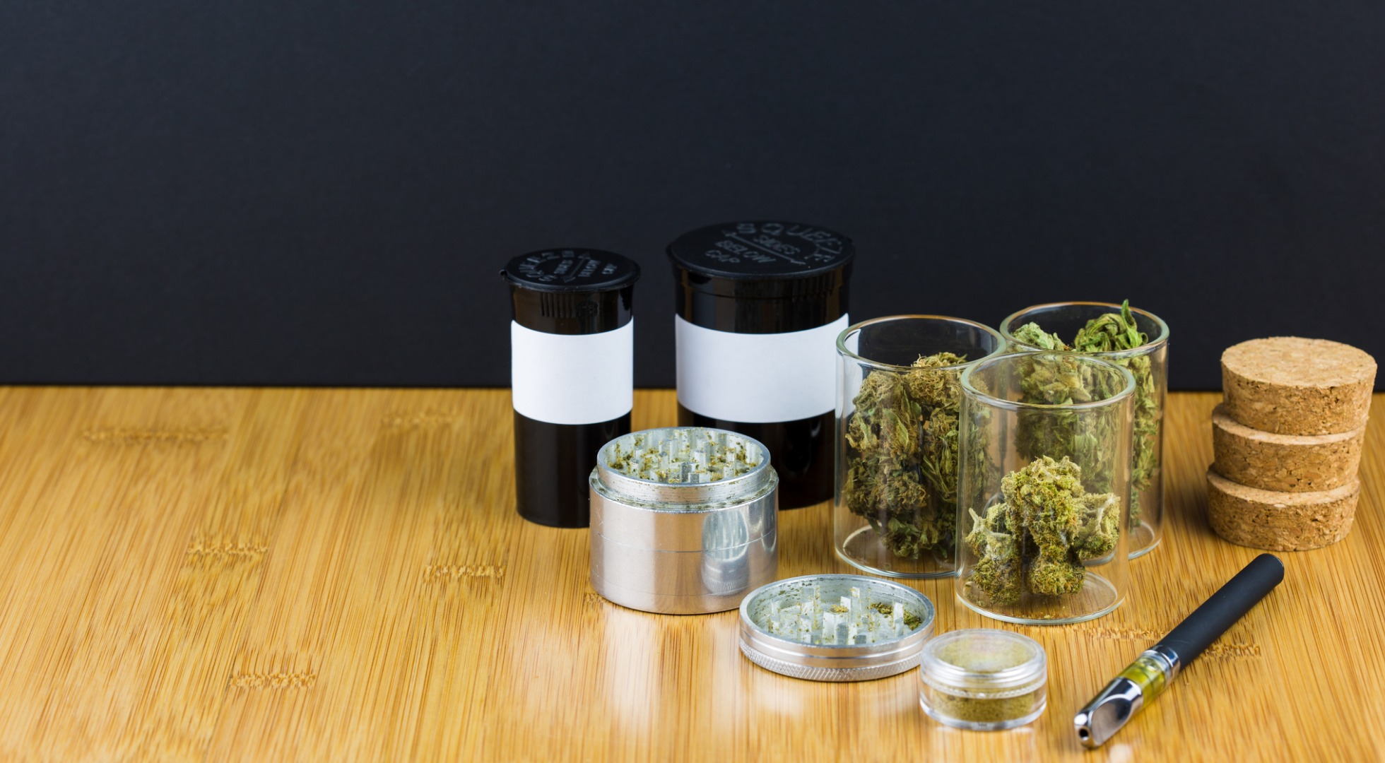 Weed containers