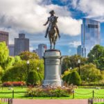 Boston Massachusetts, recreational cannabis sales broke records