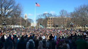 Michigan marijuana rally