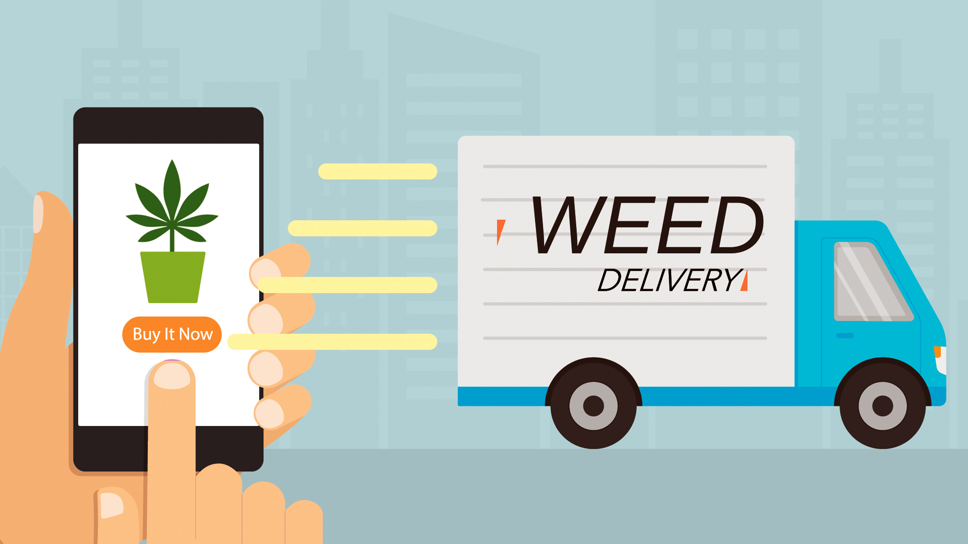 Everything you need to know about marijuana delivery