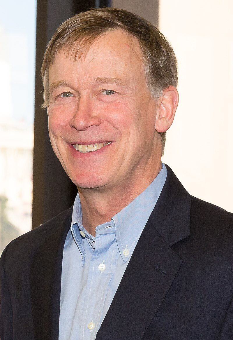 John Hickenlooper official headshot