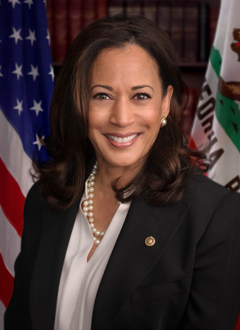 Kamala Harris official headshot