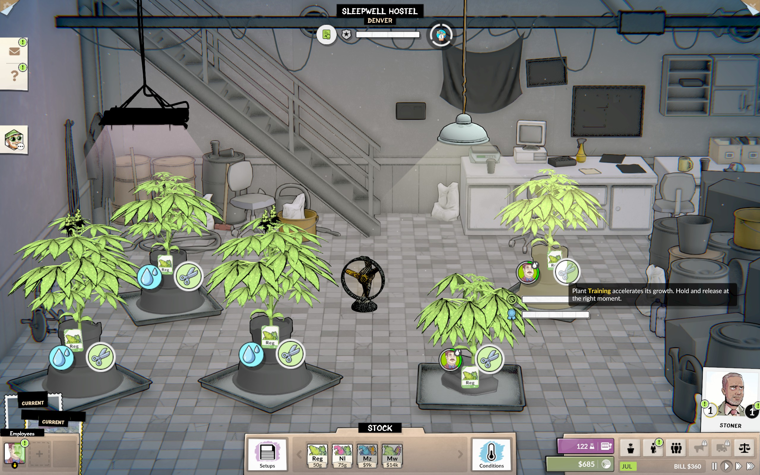 Weedcraft screen capture