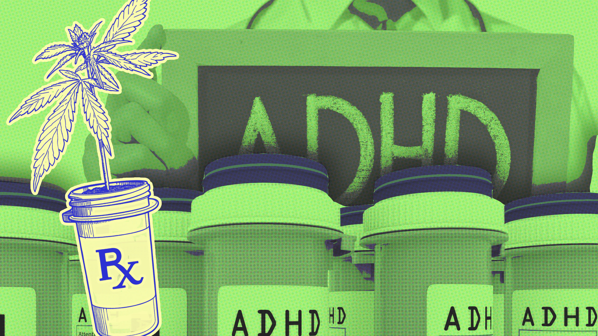 Can Cannabis Be Used To Treat ADHD? - Wikileaf