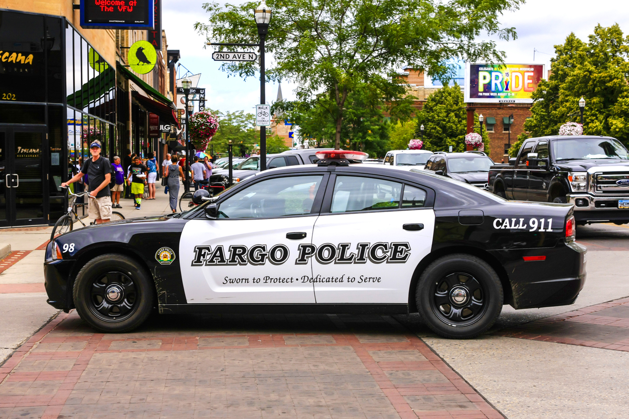 Fargo North Dakota Police