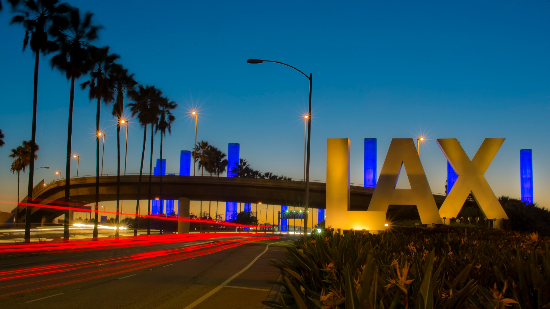 LAX travel with weed