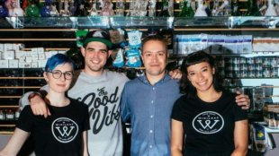 dispensary in wikileaf shirts