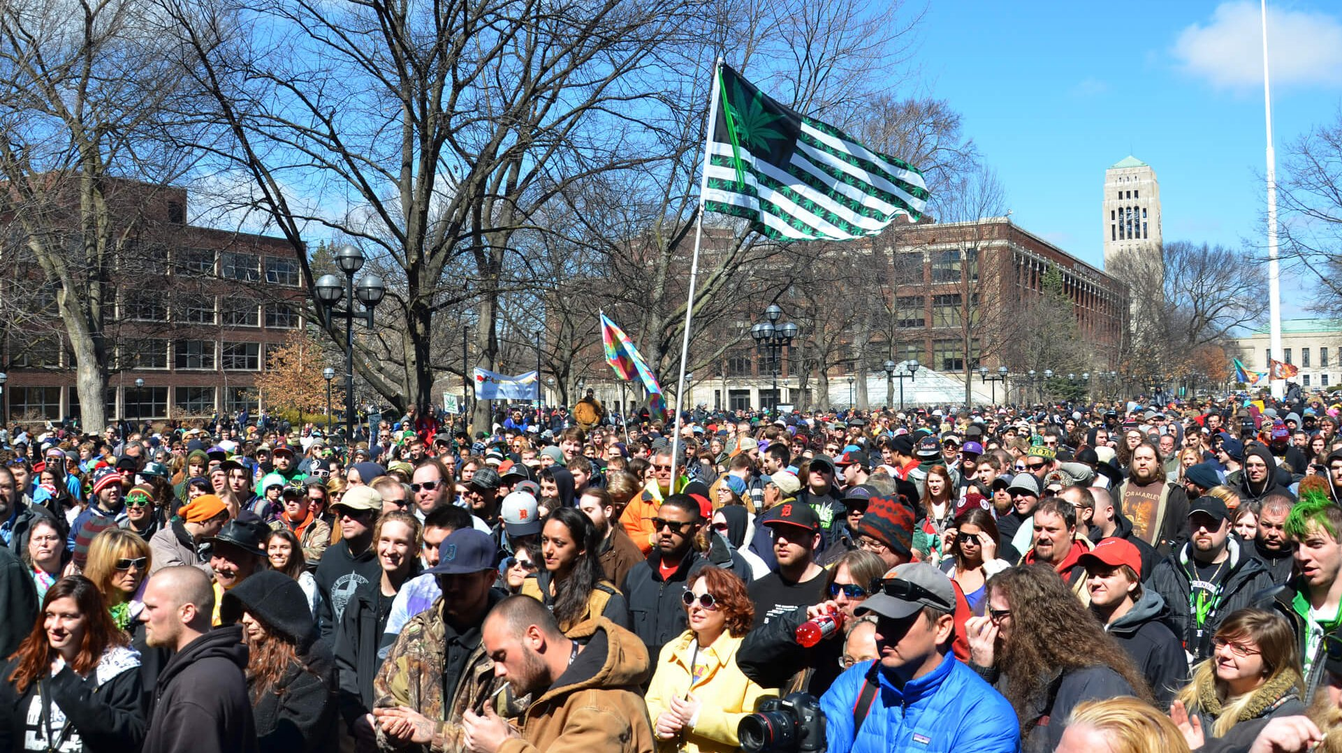 photo of Michigan Recreational Cannabis Sales Started December 1 image