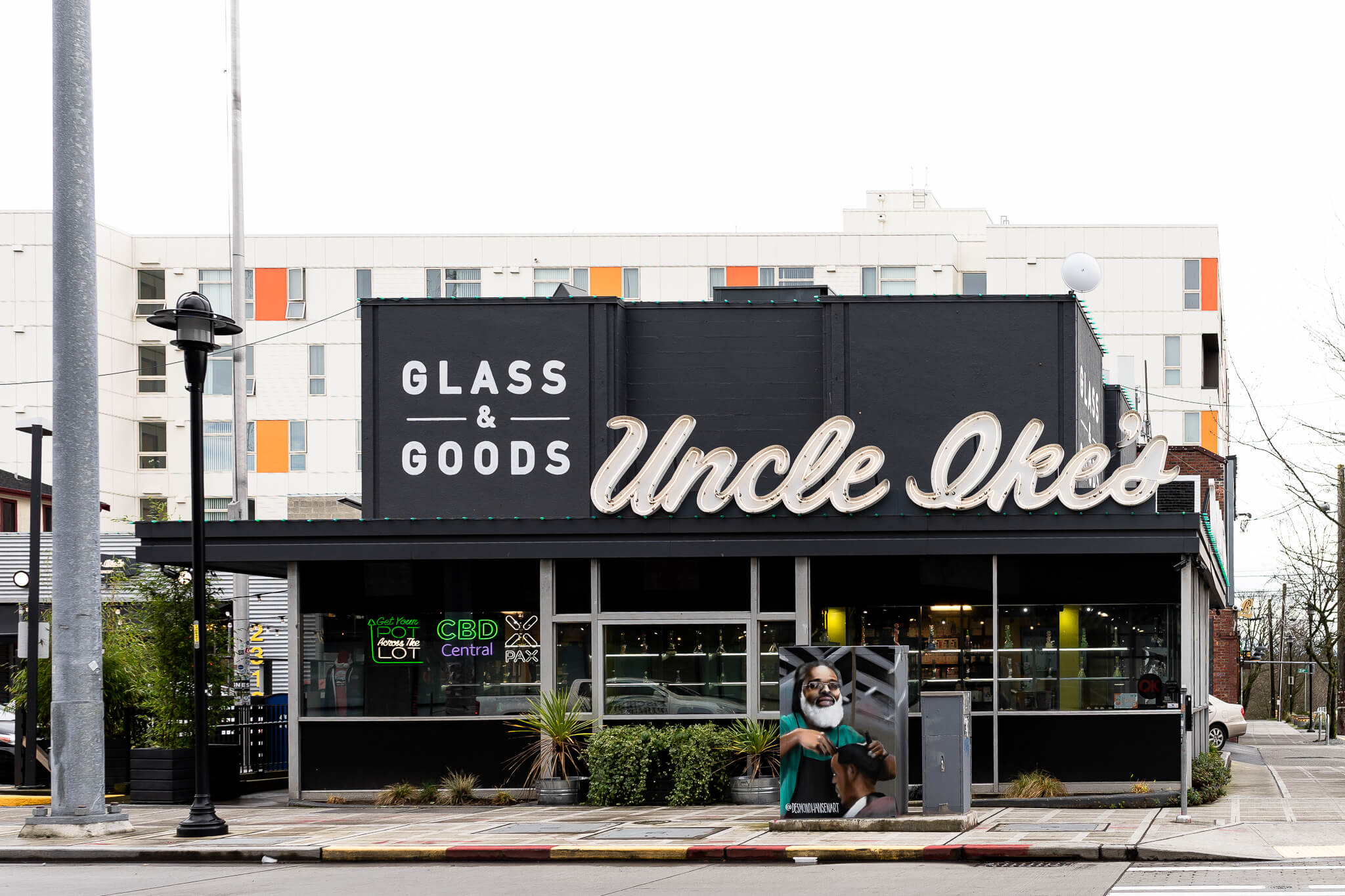 Uncle Ike's Flagship store Seattle