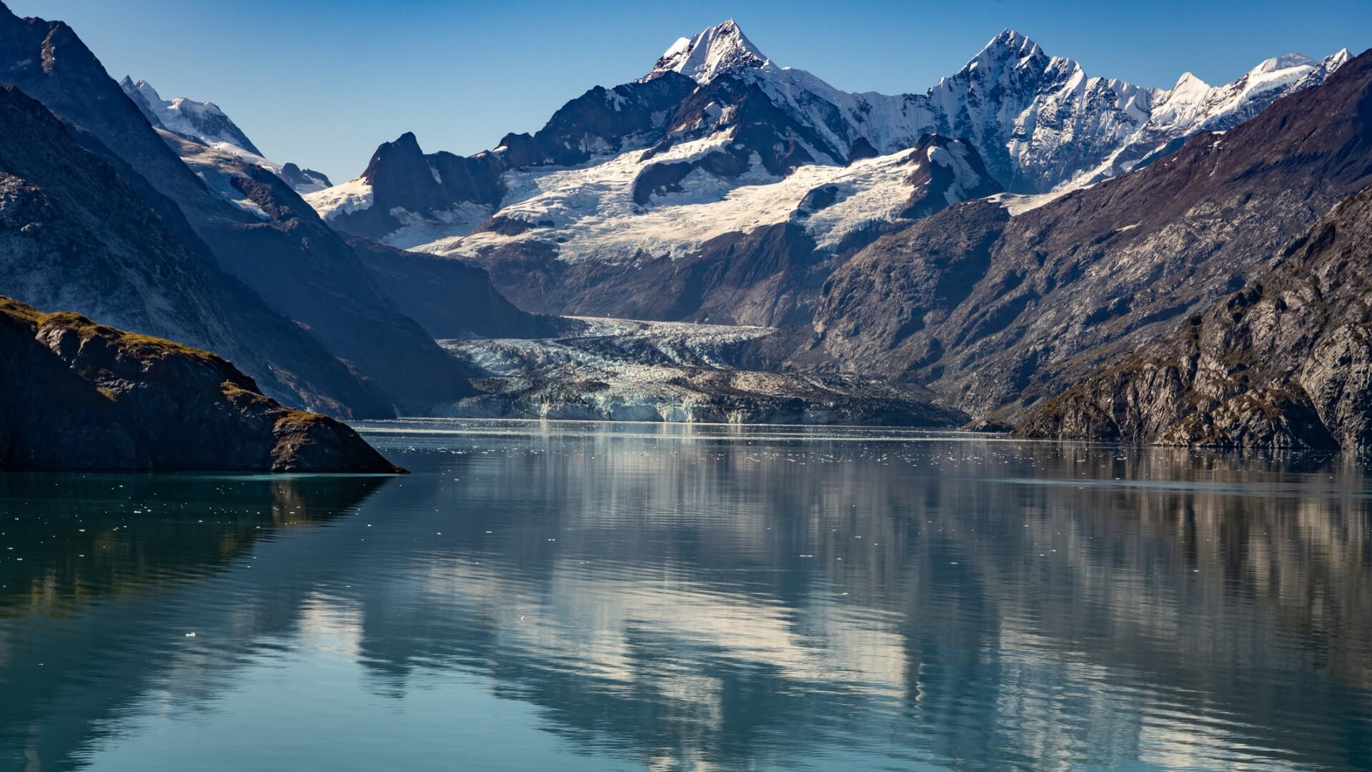 glacier bay national park and preserve