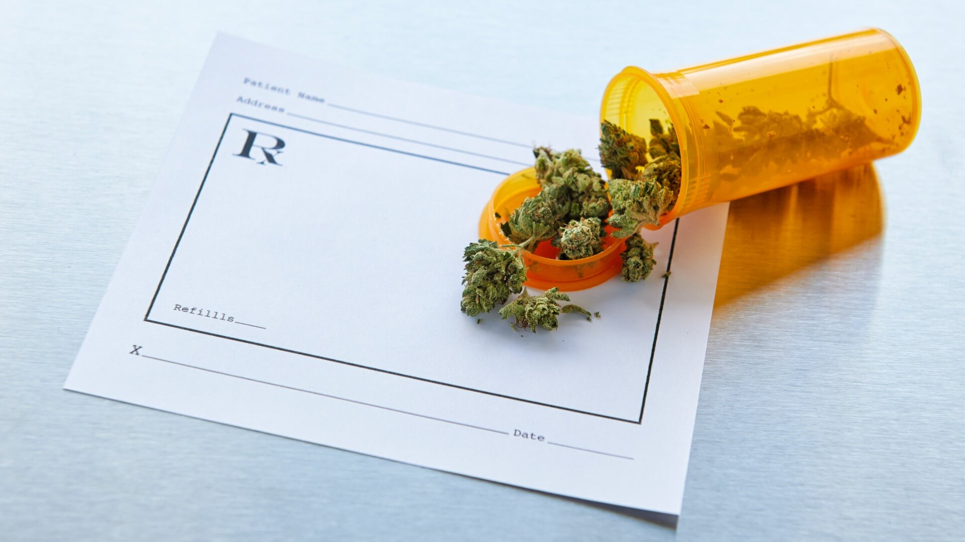 prescription for medical marijuana