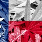 does texas want weed legaliation, texas flag, marijuana