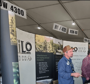 HiLo Seed Co at the World Ag Expo