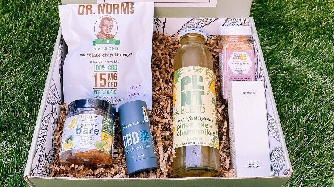 photo of Cure Crate: CBD Subscription Box Review image